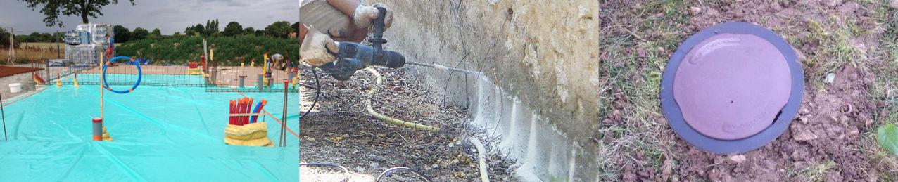 Traitement termites curatif et préventif en post construction